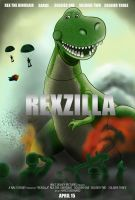 REXZILLA by mr-suavemente