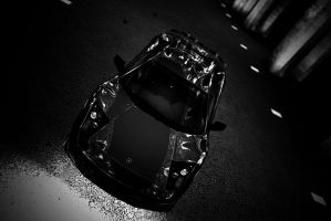 Lamborghini reflection by Rishimaru
