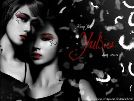 Snsd-YulSica-The Fallen Angels by TenshiTama
