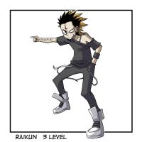 Raikun 3lvl by RainDante