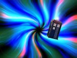 The Time Vortex Background by Kardiac