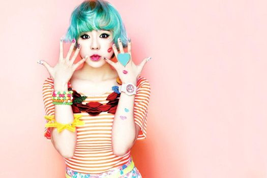 Snsd Sunny Wallpaper Baby G Kiss Me 1920x1280 By E by Sunny-diamonds