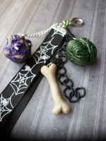 Creeper Bag Charm 2 by KatGore