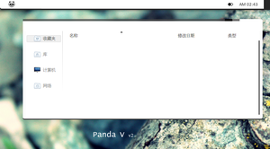 Panda V2 for Win7 by evthan