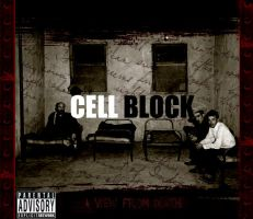 Cell Block- Cd cover by HauntedAnguish