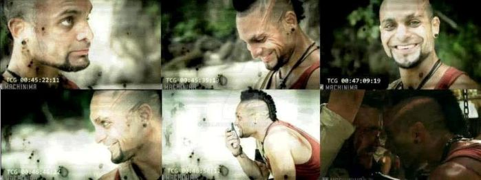 A lil' love for Vaas! by hellsocold
