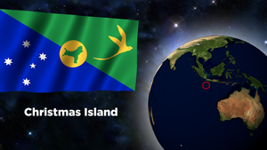 Flag Wallpaper - Christmas Island by darellnonis
