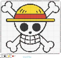 Flag Ship Luffy-pattern by Nenetchy