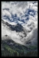 HDR Mountain 1 by oceanbased
