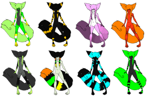 Tailmouth Tradables [1/8 Open] by Mulch-Adopts