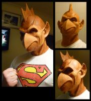 Tomar-Re Green lantern Mask by 4thWallDesign