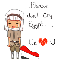 I Love U Egypt by MissKatsumi27