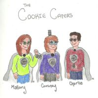 The Cookie Capers by TheSimpsonsFanGirl