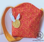 Harry Potter Shoulder Bag by siriasly