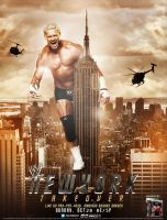 WWE Newyork Takeover by Y2JGFX