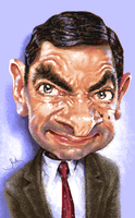 Mr. Bean by tonio48