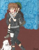 Kiba and Me by ChiisaiKabocha17