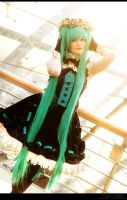Vocaloid - Bathing In Sunlight by aco-rea