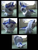 Vaporeon Plush by Ashayx