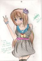 + Peace owo + by Memorii-Chan