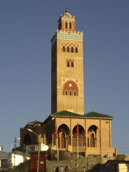 Mohammed VI Mosque by Defleshed-Martyr