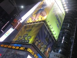 new york times square 33 by VIRGILE3MBRUNOZZI