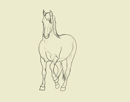 Lineart FOR SALE by RvS-RiverineStables