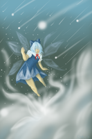 TOUHOU -- hurr durr by static-mcawesome