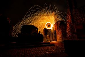 Steel Wool III by aolifu