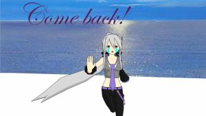 MMD: COME BACK by Pin-Zi
