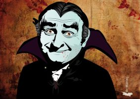Grandpa Munster II by artwarriors