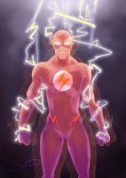 Flash by samanthadoodles