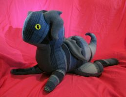 Sid the Baby Dragon Hatchling SOLD by SPPlushies