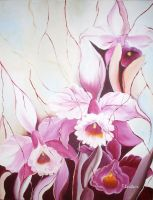 Rose Orchids by artedafefe