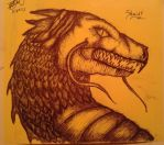 Shmidt the Dragon by SirAlexander42