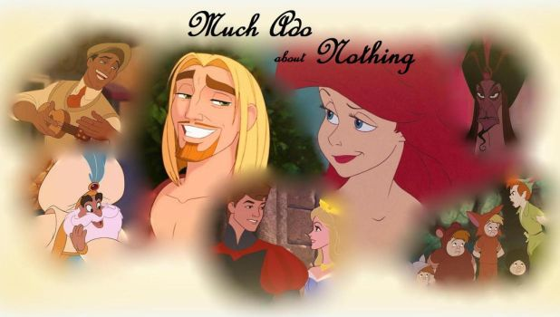 Disney's ''Much Ado About Nothing'' by Lonewolf-Sparrowhawk