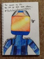 Youtubers Against Haters- Minecraft Universe by TheFieryFireBug