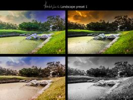 Landscape Preset 1 by Thanutpat