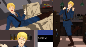 Estonia MMD by Ringtail14