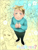 Butters by duck-chun