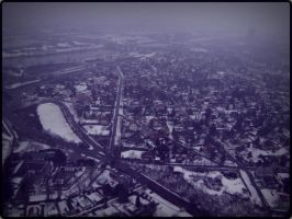 View from above by blackpurplex
