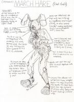 Alice: March Hare concept by brass-kettle