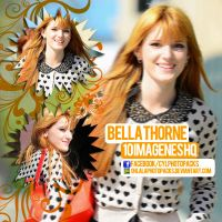 Photopack Bella Thorne 15 by OhlalaPhotopacks
