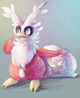Delibird's Delivery NPC | Chionie by UltimateSassMaster