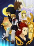 KH2- A Nobody's Side by meru-chan