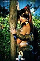 You cannot cage me summoner! by Aleeusha