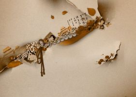 Mottled flower by HelloOv