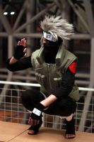 Kakashi cosplay2 by Suki-Cosplay