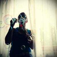 bubbles. by BlueFish24
