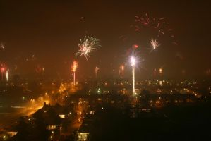 Fireworks by Beekveld